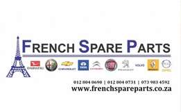 FRENCH SPARE PARTS - Stripping Peugeot body parts for sale - Less 20%