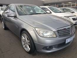 2010 Mercedes-Benz C180K BE Classic A/T