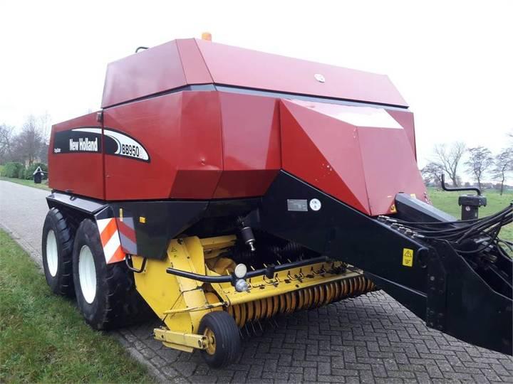 New Holland BB950A - 2006