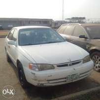 First Body 99 Corolla with AC