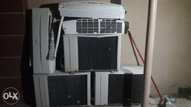 Ac fitting repairing and services