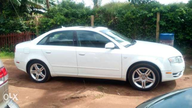 Audi A4, Full Option Direct Belgium 2007 Benin City - image 2