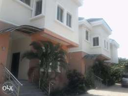 Brand New 3 units of 4 Bedroom semi Detached Duplex With 1 rooms Bq
