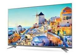 LG 43UH651V Ultra HD 4K LED Television 43inch (2016model)