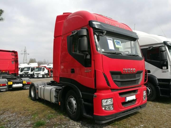Iveco HI-WAY E6 460 KM - 2015