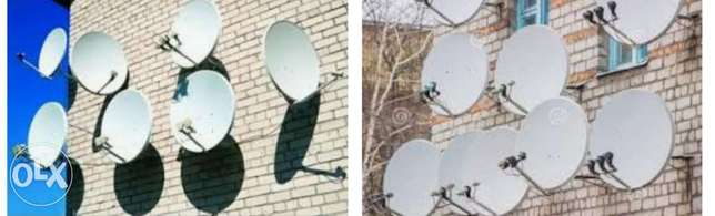 Dish satellite technician available Everything new old repair