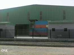 For sale/lease(modern warehouse)in abuja nigeriai