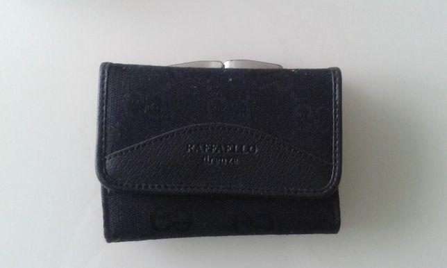 f3e7ac08d5ab8 Damski portfel włoskiej firmy Raffaello firenze Strumień - image 1