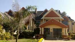 Prime home for rent in karen with a swimming pool and a club house.