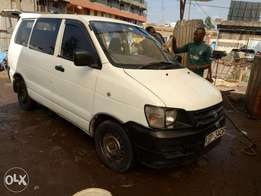 Clean Toyota Townace KBP Auto petrol on quick sale 560k