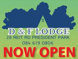 D&F Lodge Midrand 300 /night