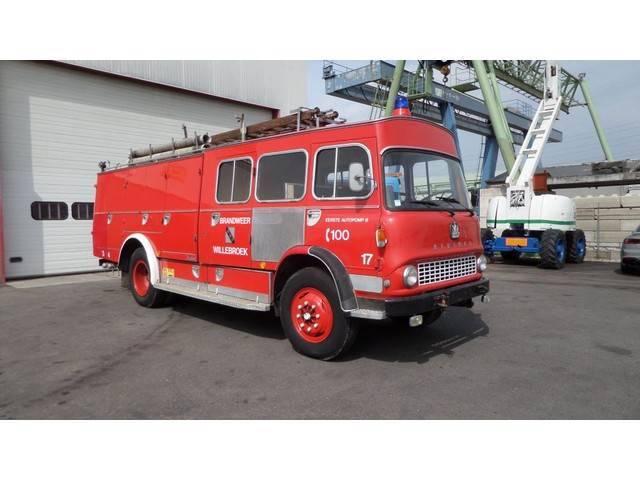 Bedford Brandweerwagen - 1971