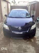 Just arrived 2009 Toyota Corolla