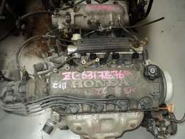 HONDA SH4 1.6 SOHC engine R8950