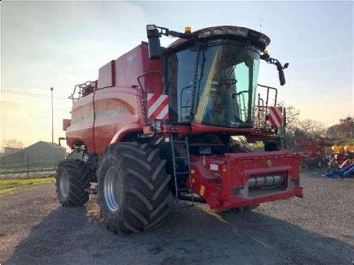 Axial-flow 6140 - 2017
