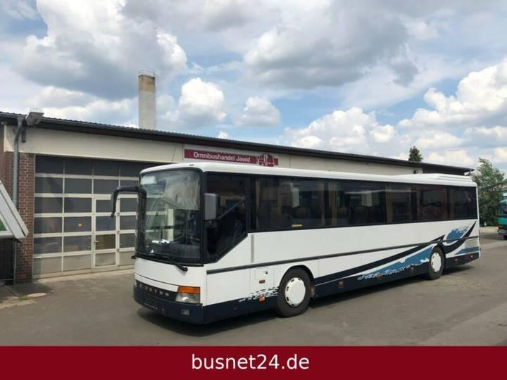 Setra 315 H / 58 Sitze / Klima / DE Fahrzeug - 2000