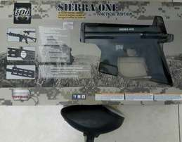 Brand new Tippmann Sierra 1 and kit worth 6000