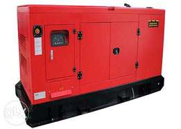 NEW 12KVA silent diesel generator with ATS