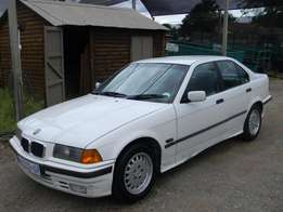 1997 BMW 318is SPORT for R37,000