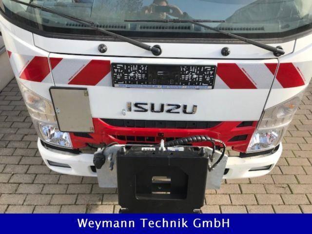 Isuzu Nmr Euro 6 Schm.kab.,universalhydr.,winterpaket - image 7