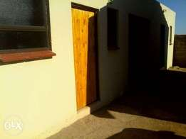 2 Big rooms available in Naturena ext 19 each Room R2000