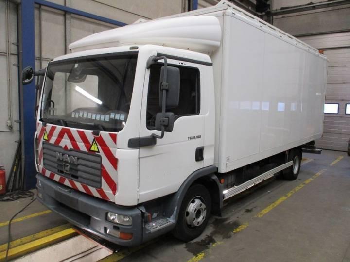 MAN 8-180 TGL Mobile Workshop - 2007