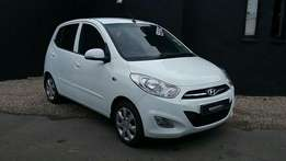 2011 Hyundai i10 1.1 GLS in excellent condition