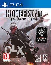 ps4 Home Front The Revolution