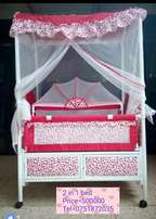 2 in 1 baby bed
