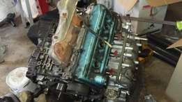 A complete engine for Isuzu KB320 LX V6 Petrol for sale.