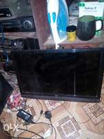 22 inch lG led tv but bad panel they said 15k the screen is still ok