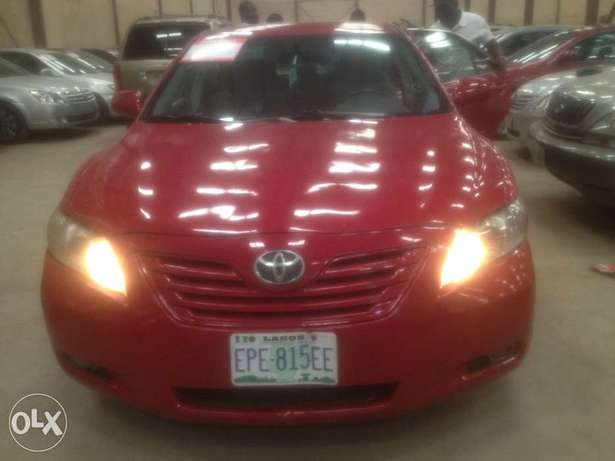 Toyota Camry Agege - image 1