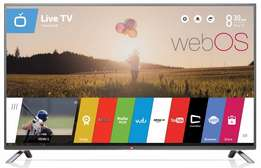 Brand new 49 inch LG 4K smart TV