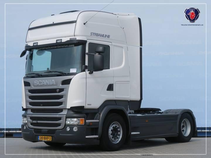 Scania R450 LA4X2MNA | 8T | Diff. lock | SCR-only - 2016