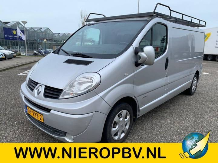 Renault Trafic T29 L2/h1 2.0 Dci 84 Kw - 2008