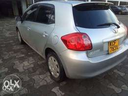 Toyota Auris Hatchback like impreza 2008 model just buy and drive
