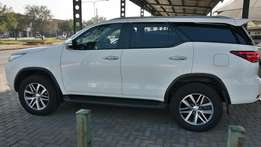 2017 Toyota Fortuner 2.8GD6 4*4 A/T