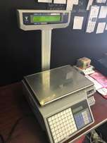 Butchery scale for sale