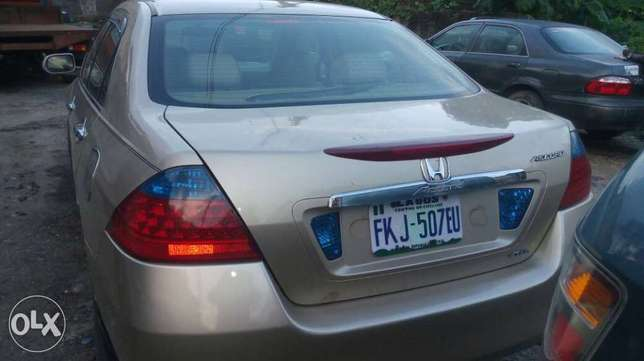 Honda accord 07 model for sale first body buy an use Alimosho - image 1