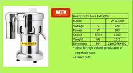 Juice Extractor Heavy Duty Industrial NEW