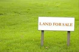 A Land AT USELU Measuring 50 X 100 is Available For Sale.