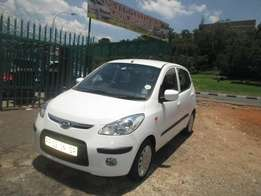 2011 hyundai i10 1.2 automatic for sale