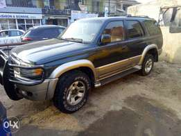 Registered Toyota 4Runner , Limited Edition, Leather , Auxiliary