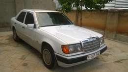 Mercedes Benz 124 On Sale