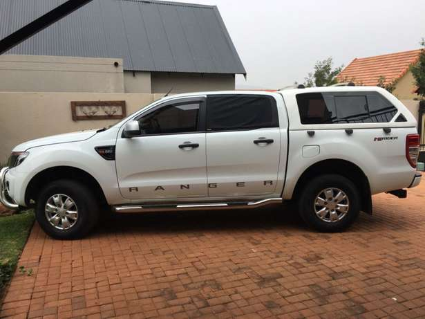 2012 Ford Ranger double cab 2.2 XLS 4x2 Hartbeespoort - image 4