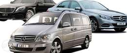 Chauffeur and Car hire Services