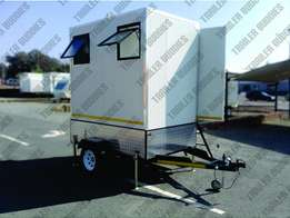Toilet trailers 2.2m