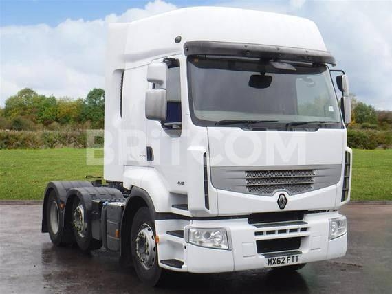 Renault Premium 460 DXI - 2012