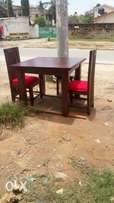 Four seater Dining set 1m x1m