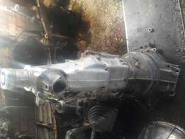 Ford courier gearbox for sale